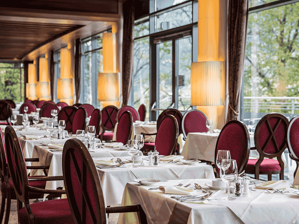 HotelSchlossLebenbergRestaurantWeihnachtsfeierinTirol