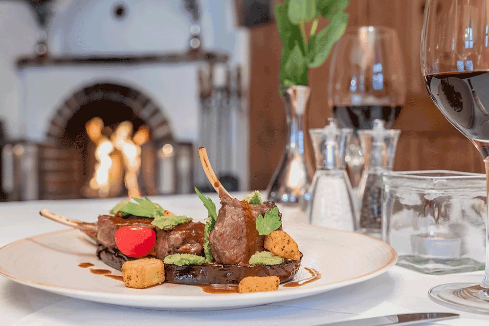 RestaurantLaerchenstueberlhervorragendeKucheWeihnachtsfeierinTirol