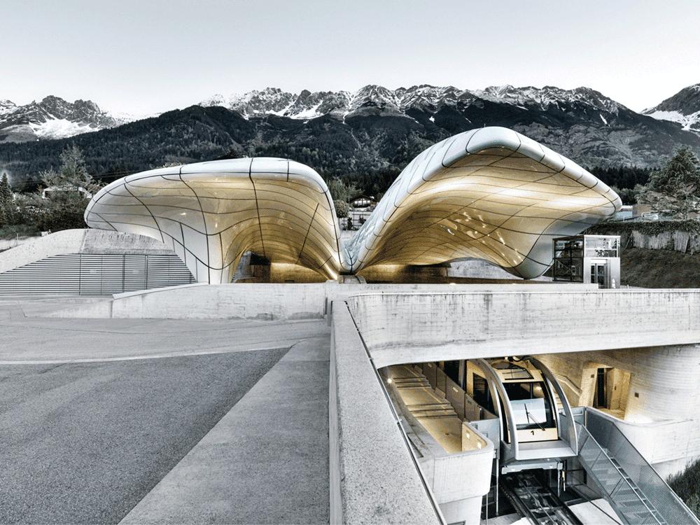 InnsbruckerNordkettenbahnenHungerburgbahnWeihnachtsfeierinTirol