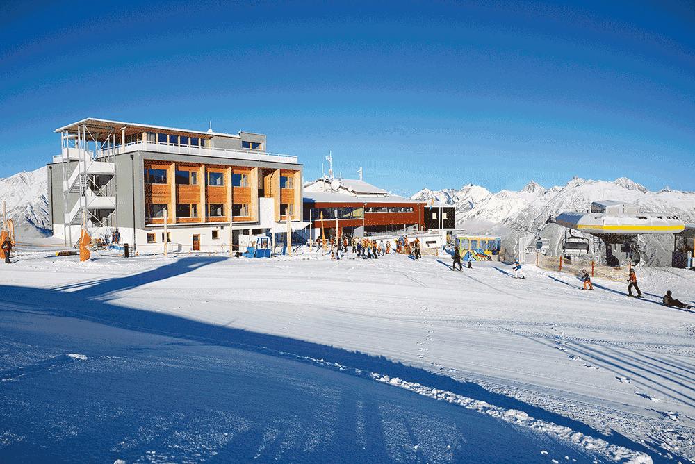 VenetBergbahnenGipfelhuette-WinterWeihnachtsfeierinTirol1