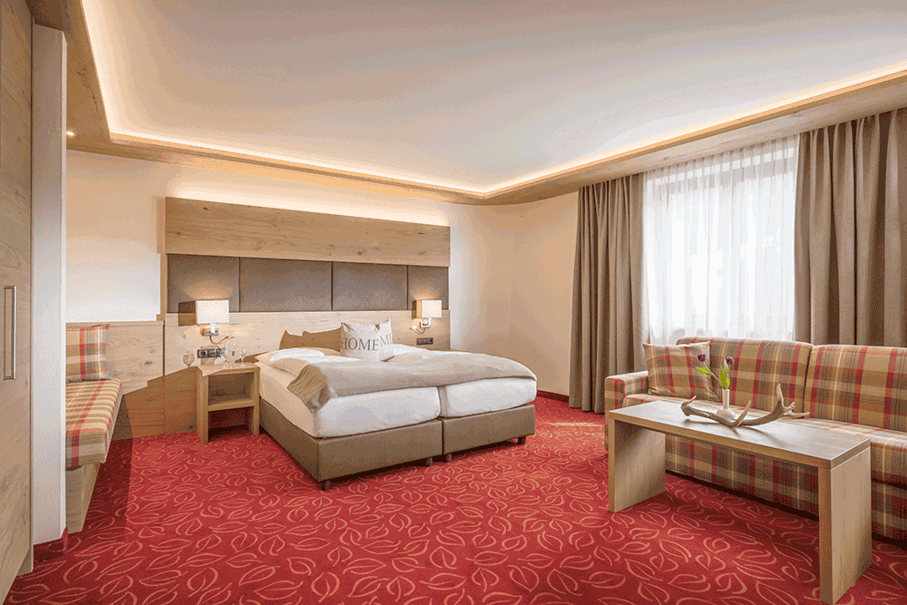 HotelAndreasHoferZimmer2SeminareinTirol
