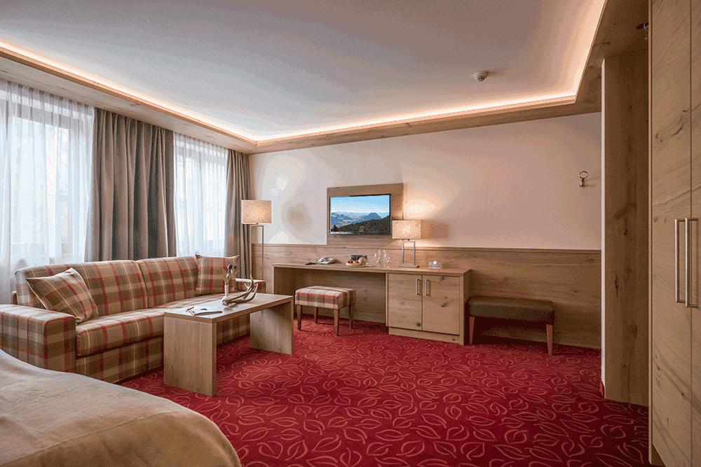 HotelAndreasHoferZimmerSeminareinTirol