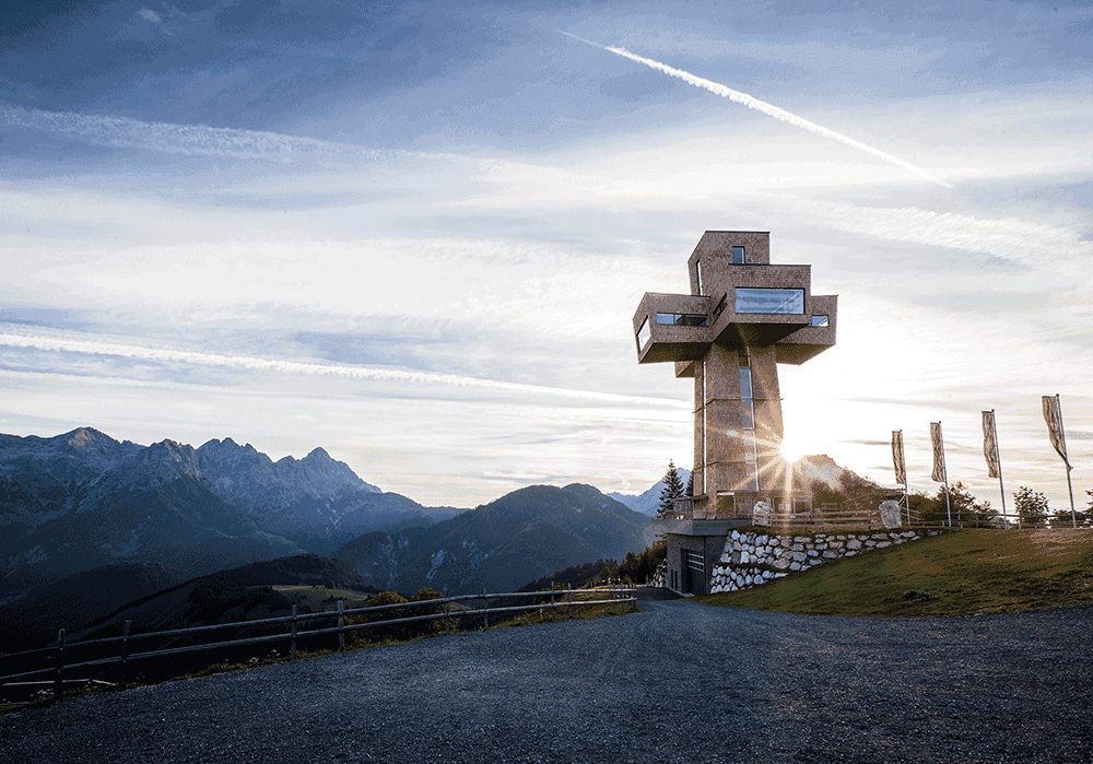 Bergbahnen-PillerseeJakobskreuzbeiSonnenuntergangSeminareinTirol