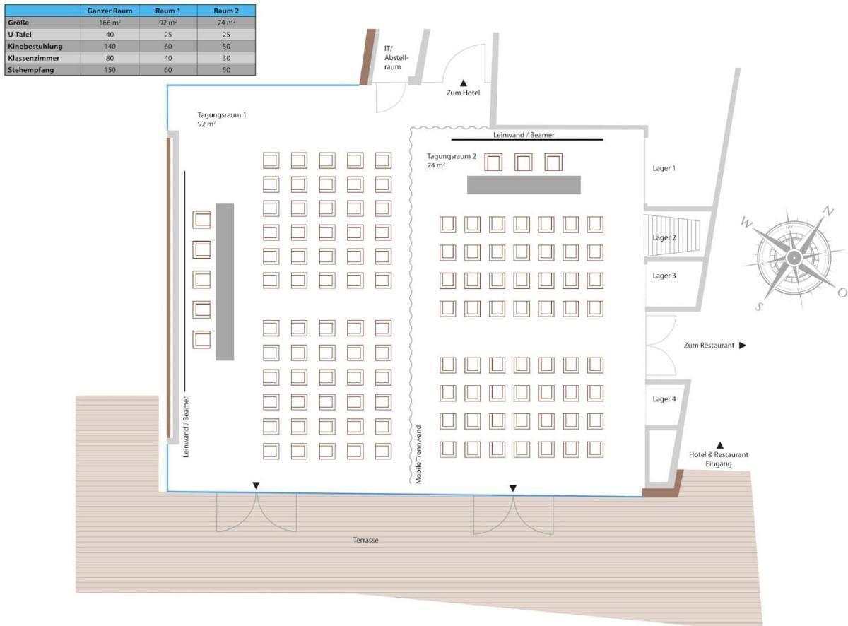 Hotel-und-Wirtshaus-PostGrundriss-des-Seminarraums-3SeminareinTirol--Hotel--Wirtshaus-Post